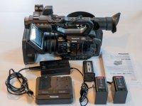 Caméscope Panasonix AG-UX180