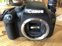 Canon 550D + Sacoche