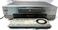 SONY magnétoscope de montage DHR-1000-UX-DV 180mn et MiniDV