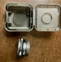 METABONES SPEED BOOSTER ULTRA II 0,71 * OPTIQUE CANON EF VERS monture SONY E