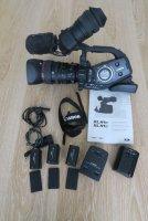 camescope HD Canon XL H1S + 1 objectif canon (20x) série L
