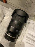 Sony A7iii + objectif Tamron 28-75 mm