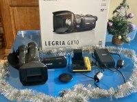 Caméra Canon 4K 50P
