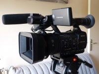 Camera  SONY  HD NXCAM  HXR NX5E