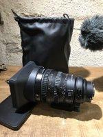 OBJECTIF SONY FE PZ 28-135mm F4 G OSS