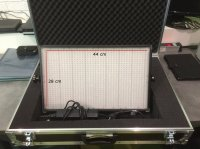 Panneau éclairage LED CAMLIGHT PL 2500DMX avec flycase.jpg