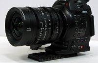 Objectif Sigma EF 18-35mm T2.0 Cinematics (Mod)