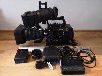 Sony FS7 Mark 2