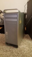 Mac Pro 2008 – 2 x 2,8 GHz Quad Core Intel Xeon