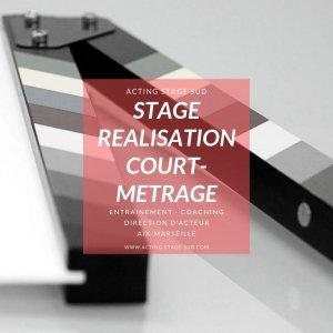 Stage: COMMENT REALISER UN COURT-MÉTRAGE