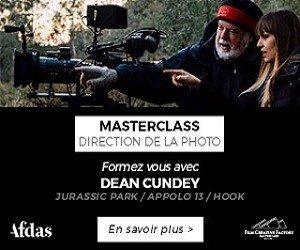 Masterclass Direction Photo avec Dean Cundey à Toulouse