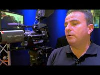 ITV stand JVC Satis 2014, les nouvelles caméras 4K