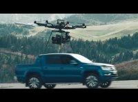Drone pour la Pub - Making Of  Pub Volkswagen