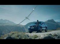 Prestation drone - Pub Volkswagen Amarok